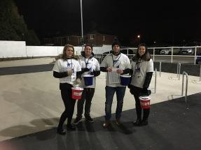 BristolvEaling Fundraising